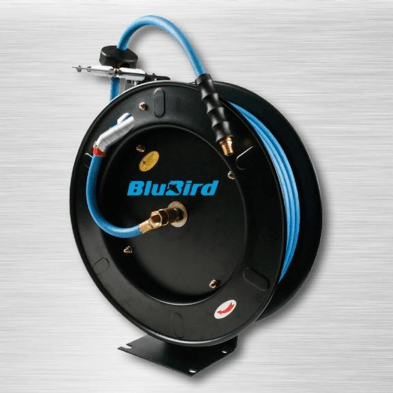 blubird air hose blue