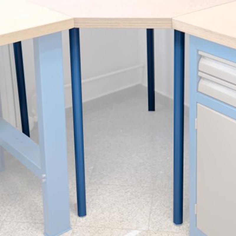Terrific Tooltruck Uk 990Lb Support For Angle Modular Work Bench 2 Ncnpc Chair Design For Home Ncnpcorg